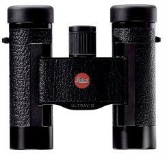 Leica Ultravid 8x20 BL met bruin leren etui